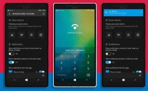 Móviles con Windows 10 Mobile