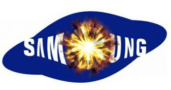 samsung explodes