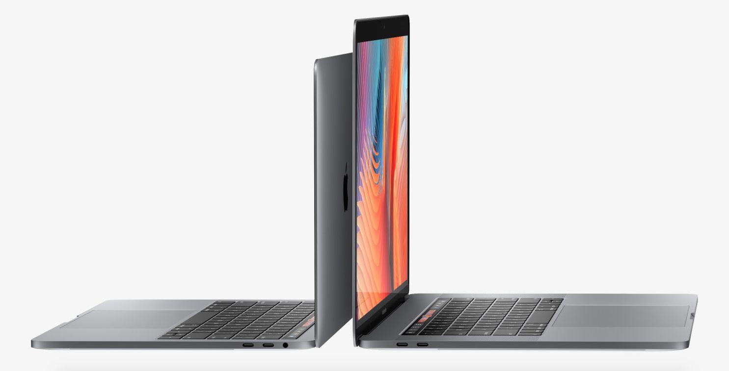 Los nuevos MacBook Pro de 13 y 15 pulgadas