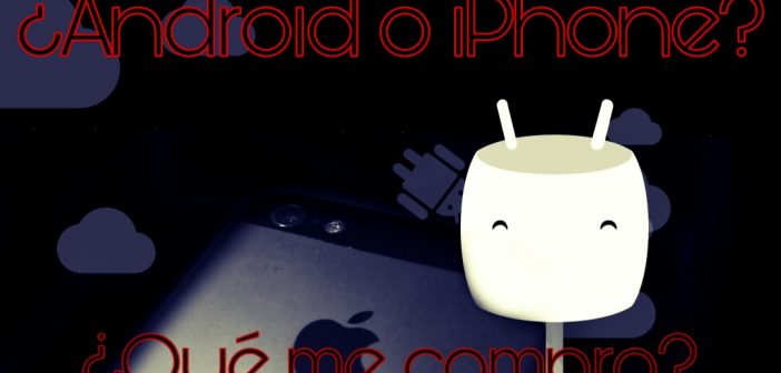 android o iphone