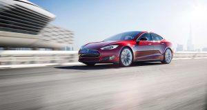 tesla model s, el vehiculo más eléctrico