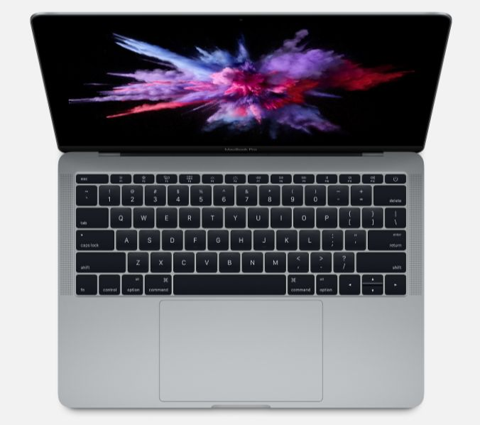 MacBook Pro sin Touch Bar
