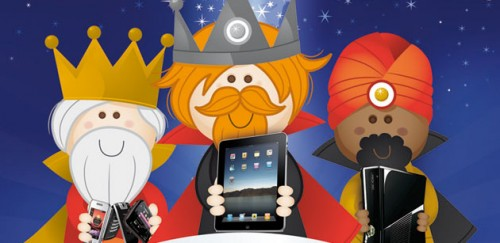 reyes magos tecnología
