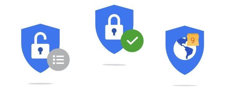 Privacidad Google