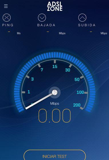 Cómo medir la velocidad de conexión con un iPhone