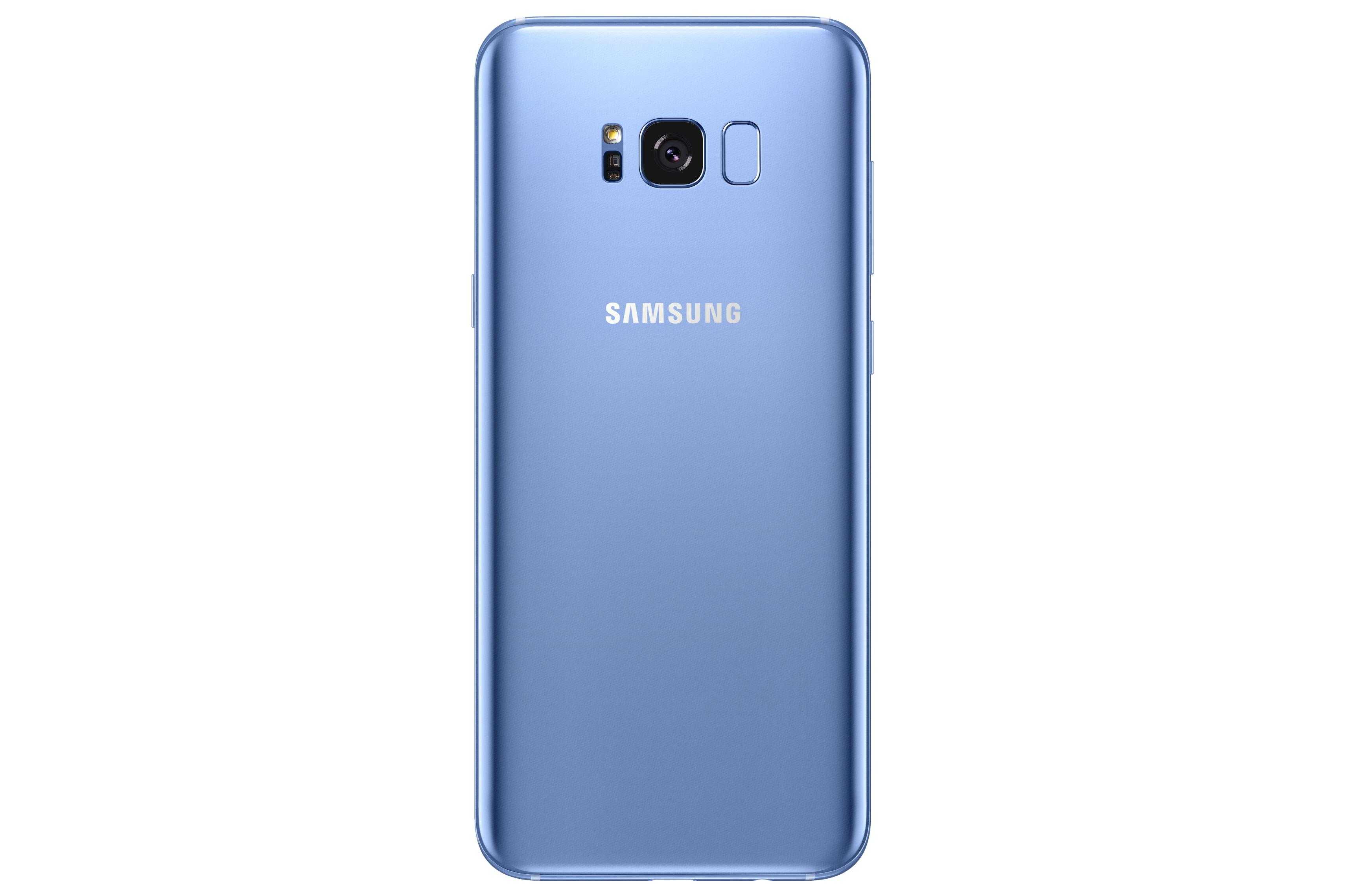 Galaxy S8 Atras