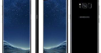 Samsung S8 vs Huawei P10