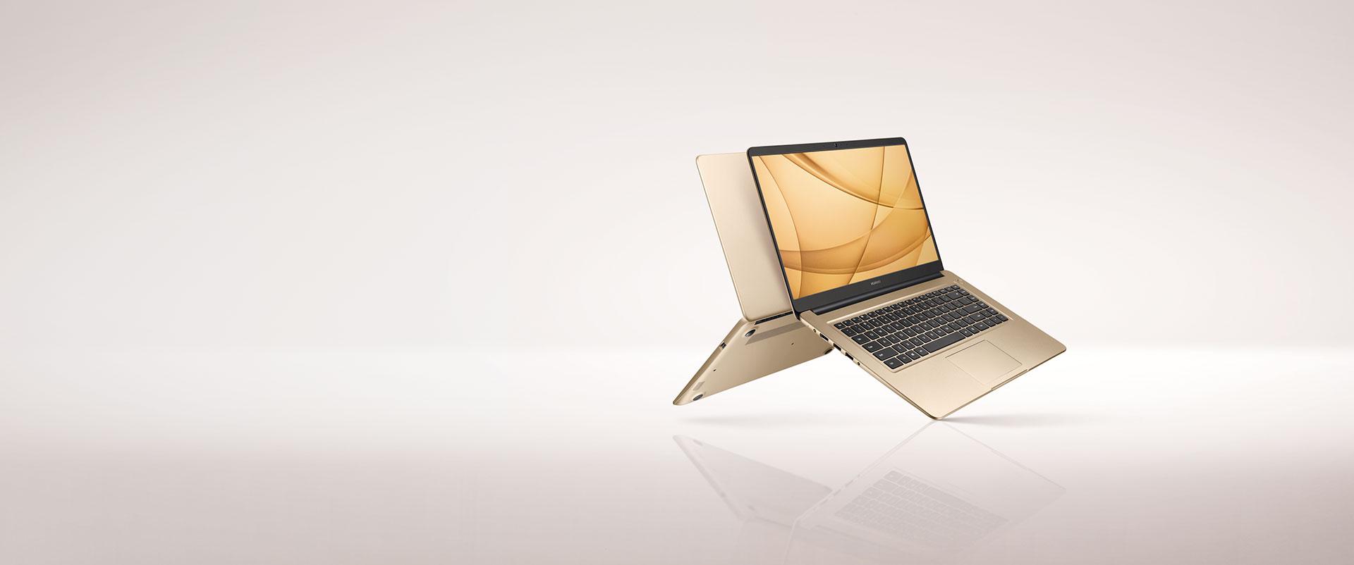 Huawei Matebook D, su palabra clave es VERSATILIDAD