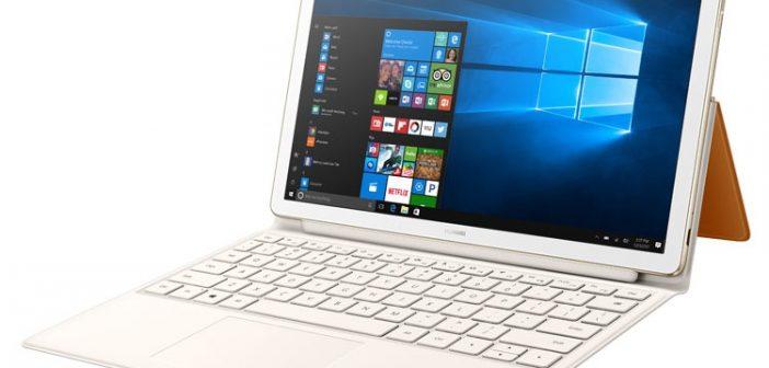 Huawei MateBook E, la alternativa a Surface e IPad Pro