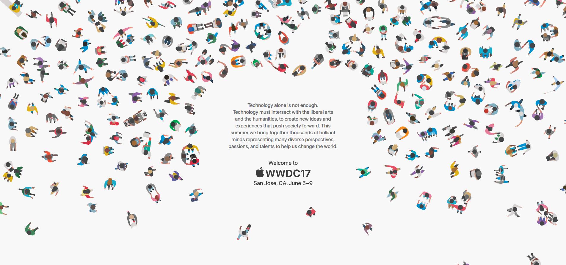 Nueva Apple WWDC17