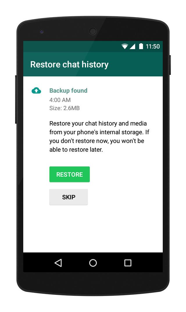 si desinstalas WhatsApp llegan los mensajes