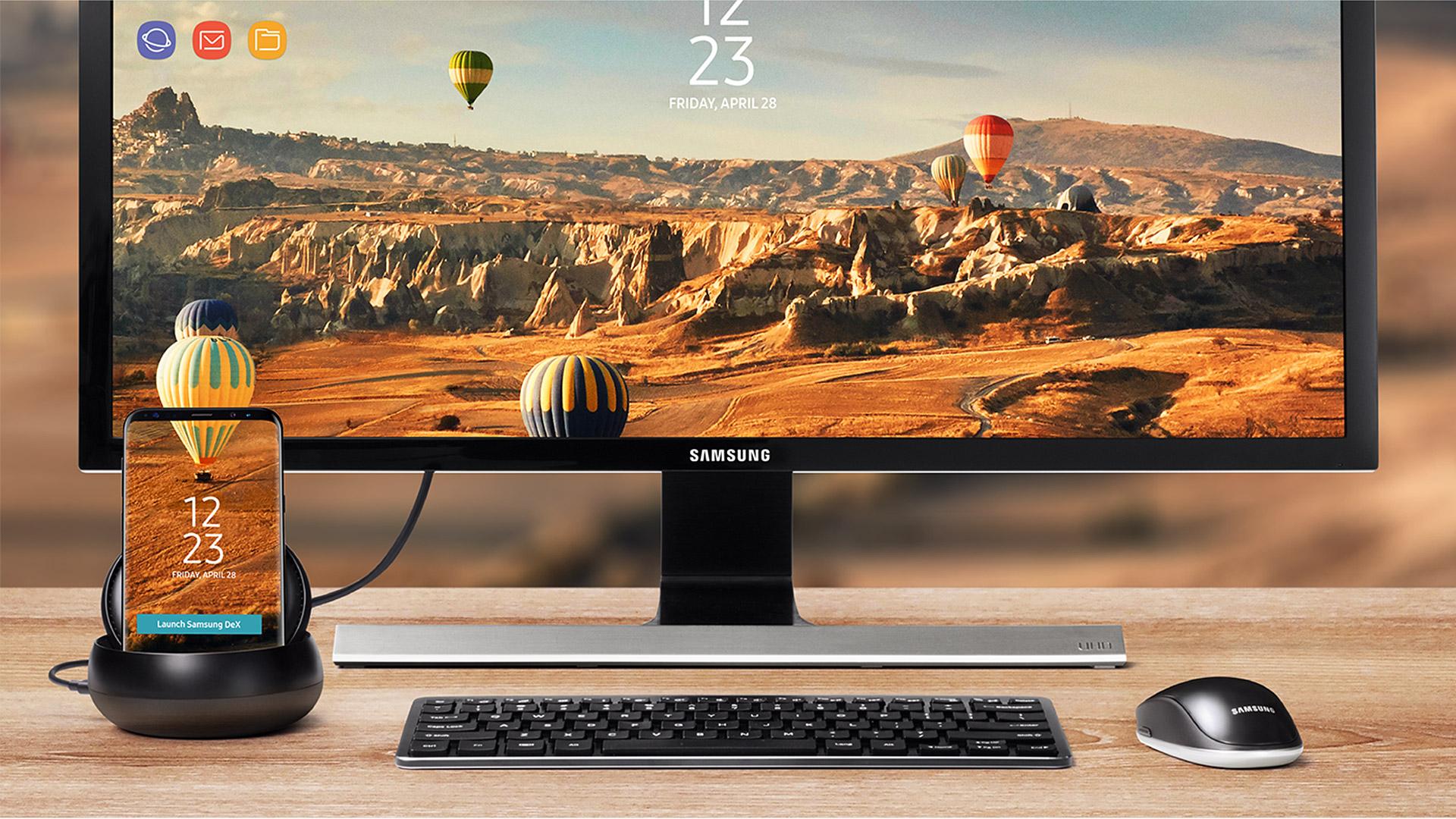 Conectar tu Samsung DeX