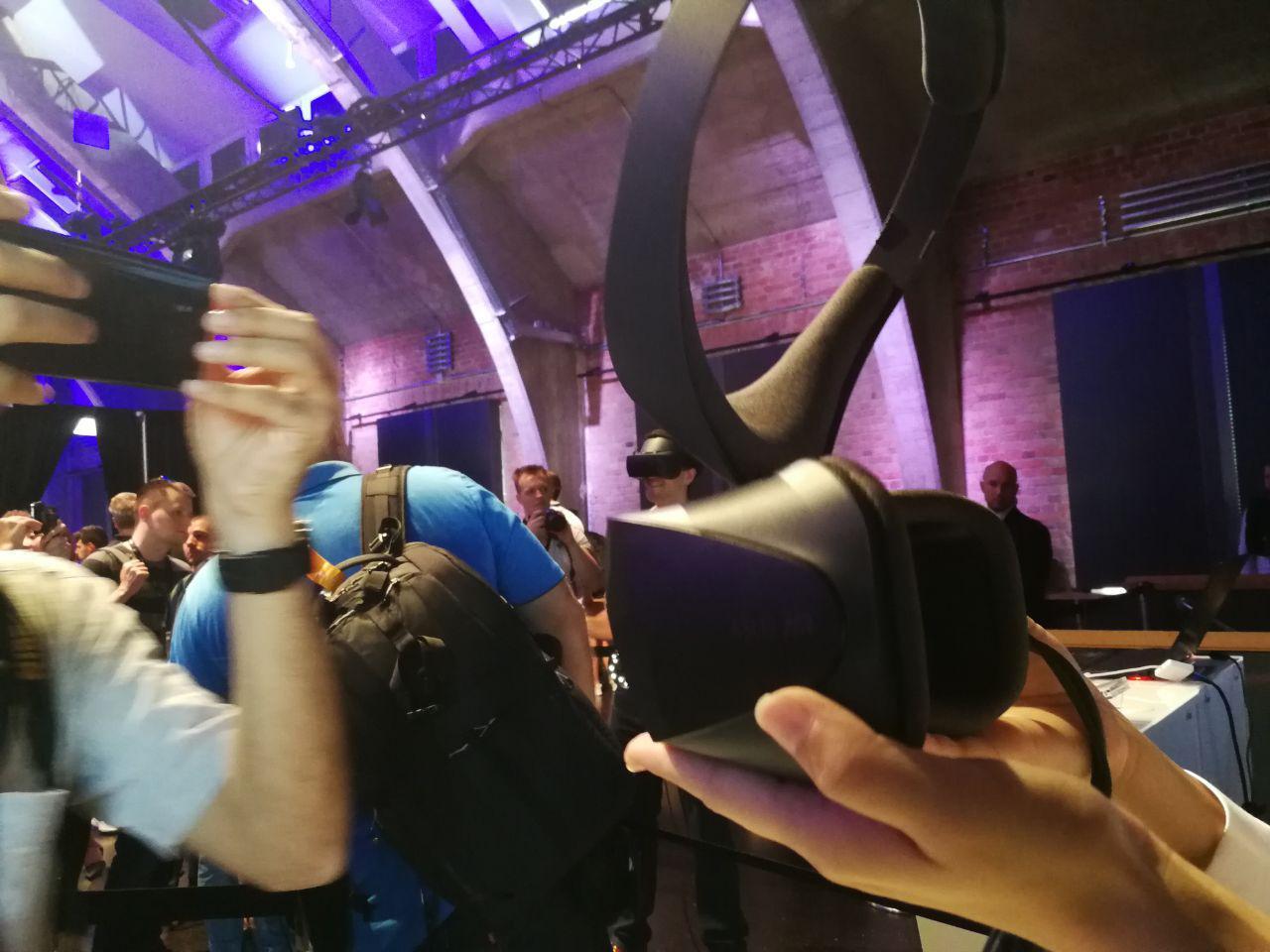 Gafas de realidad virtual de Asus