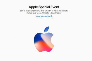 Keynote Apple 2017