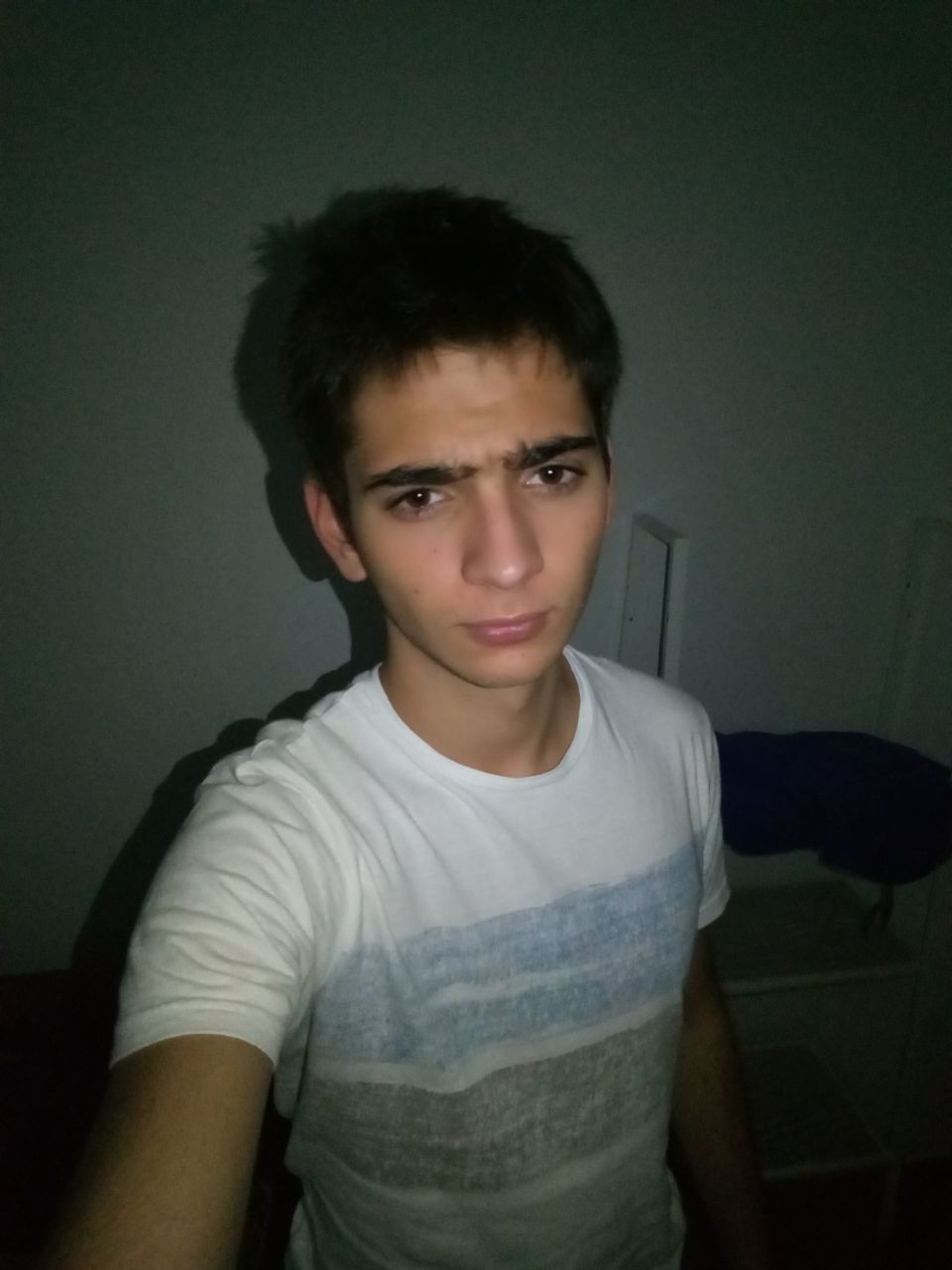 Selfie con el Alcatel A7
