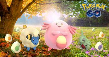 Nueva actualización de Pokémon GO cargada de novedades