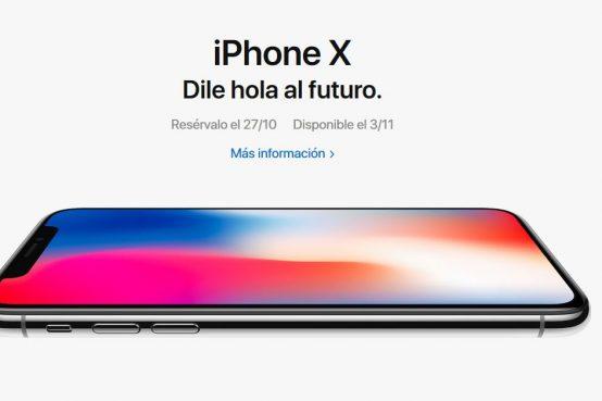 La curiosa jugada de Apple con el iPhone X