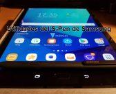 Historia del Stylus y utilidades del S-Pen de Samsung