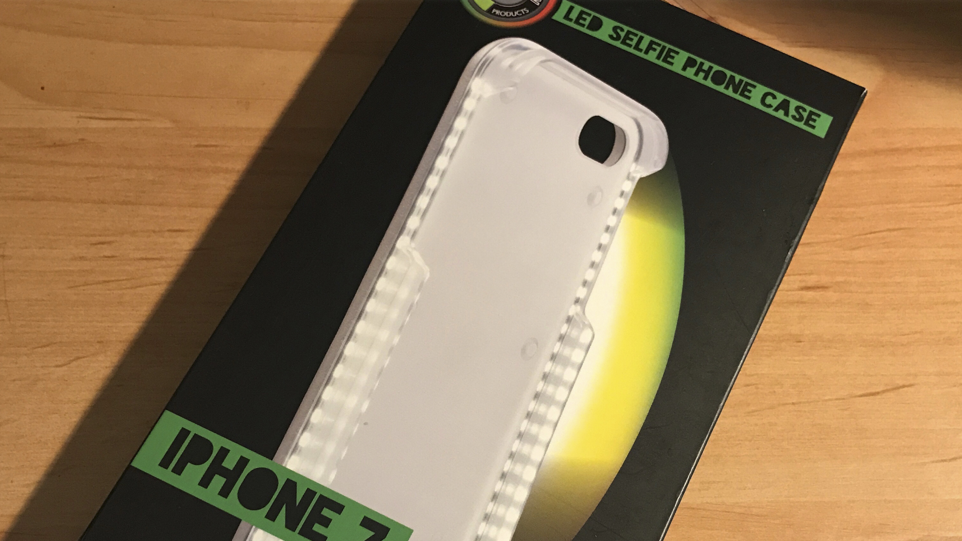 Funda LED Selfie para iPhone 6/7