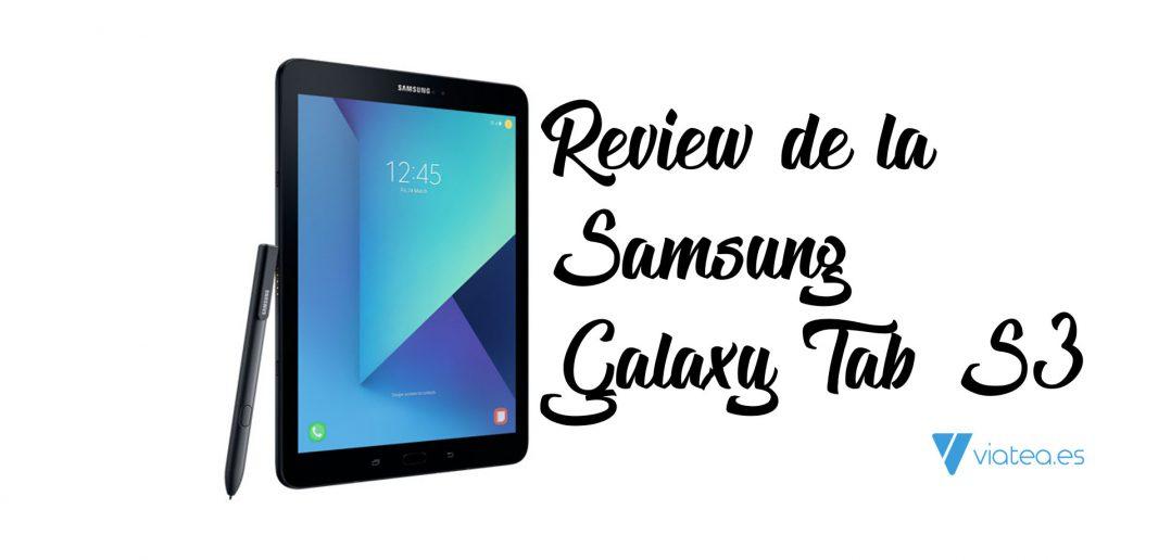 Review Samsung Galaxy Tab S3