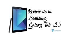 Review Samsung Galaxy Tab S3