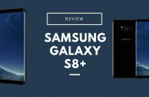 Review Samsung Galaxy S8 Plus