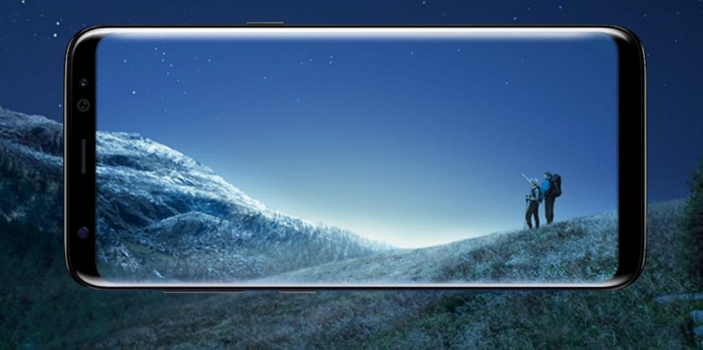 Infinity Display S8 Plus | Samsung.com