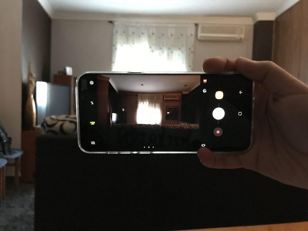 Cámara Galaxy S8 Plus | Autoría propia