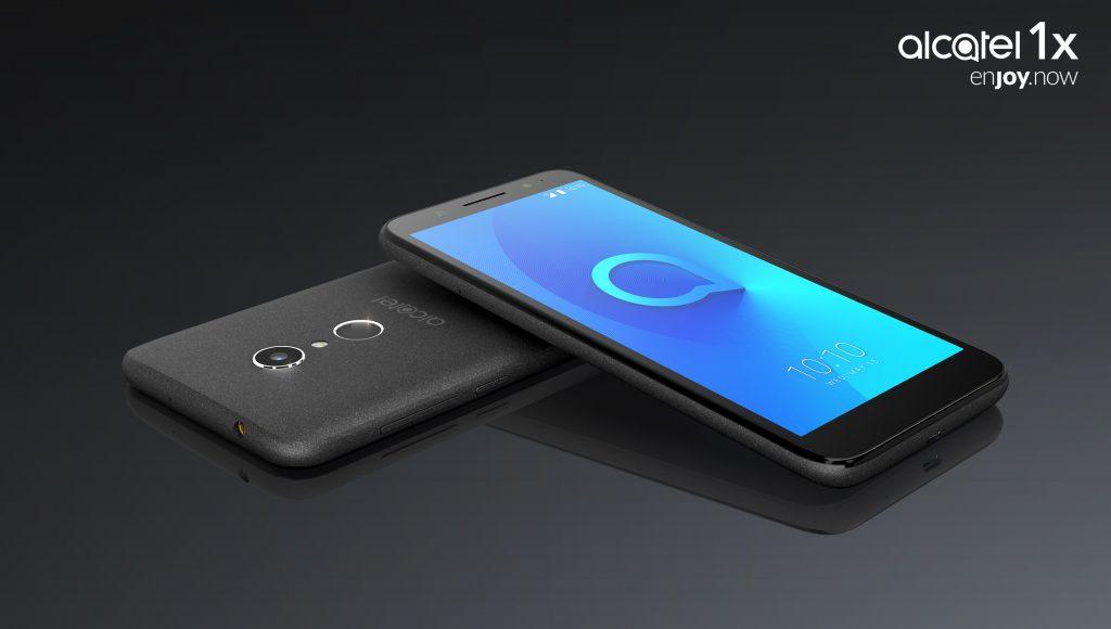 nuevos smartphones de Alcatel en CES 2018