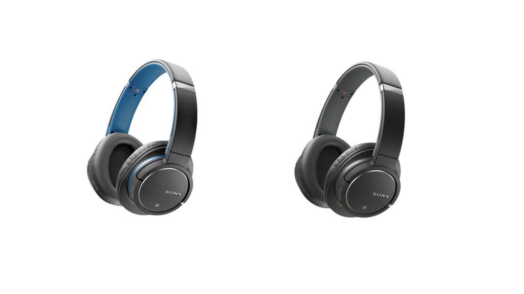Colores disponibles auriculares Sony MDR-ZX770BN
