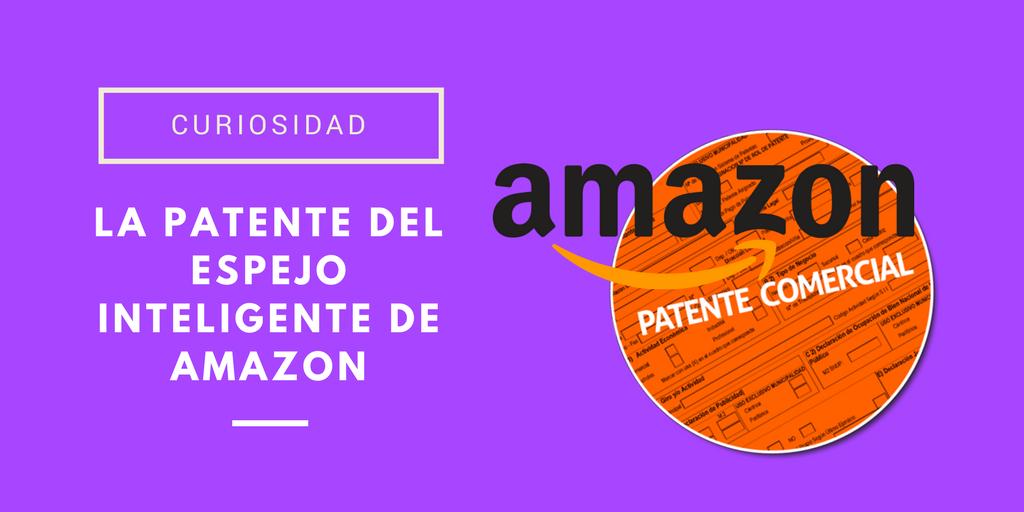 espejo inteligente de Amazon