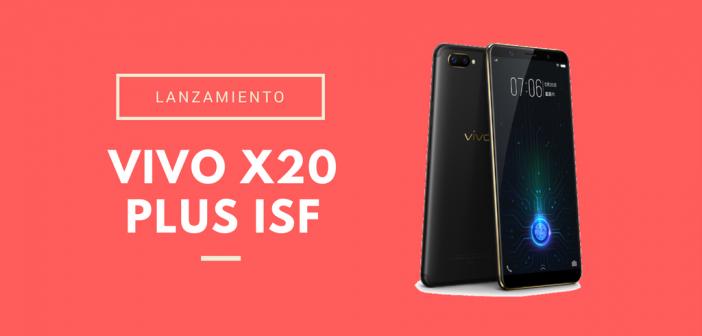 Vivo X20 Plus ISF