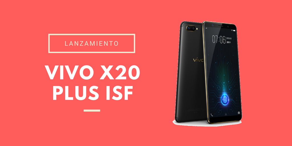 Vivo X20 Plus ISF