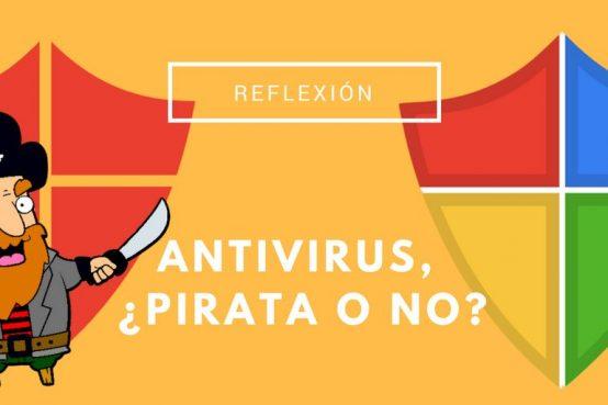 Antivirus original o pirata