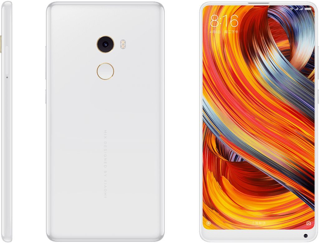 Nuevo Xiaomi Mi Mix 2 Blanco