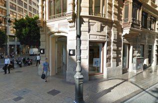 Apple Store Calle Colón de Valencia