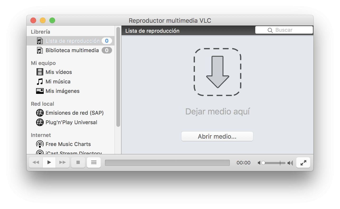 cómo reproducir archivos mkv en MacOS