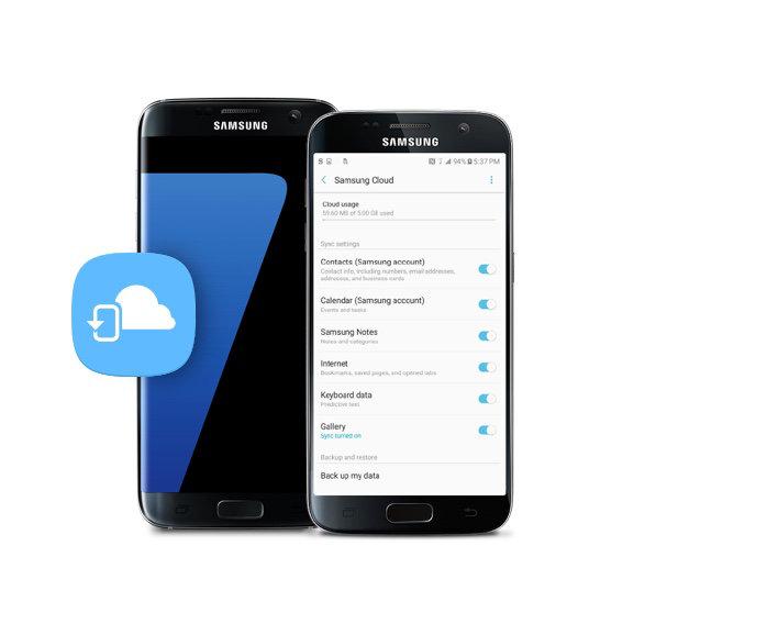 Cambios en la política del servicio Samsung Cloud
