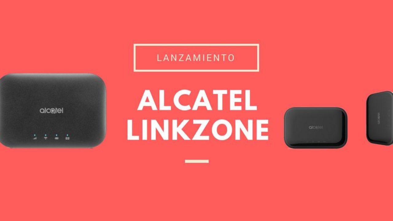 Alcatel Linkzone, los dos nuevos routers móviles de TCL
