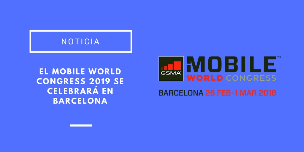 Mobile World Congress 2019 en Barcelona