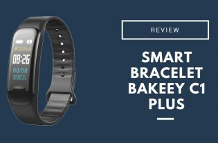 Review Bakeey C1 Plus