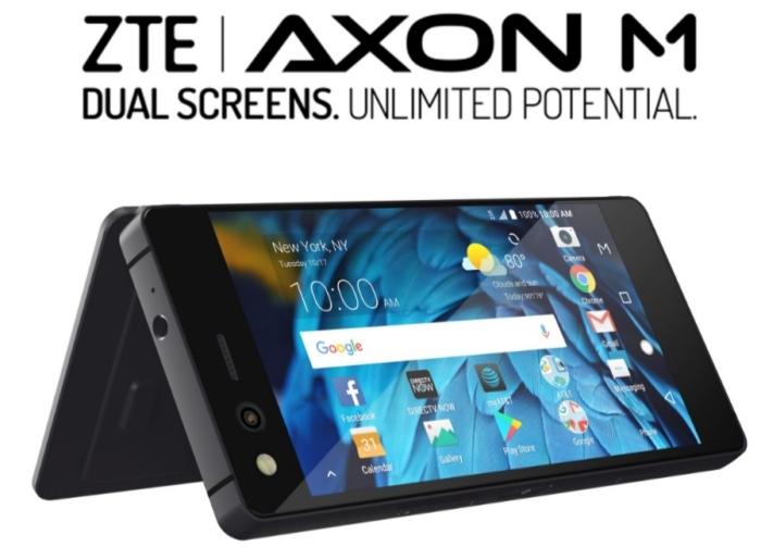 Nuevo ZTE Axon M