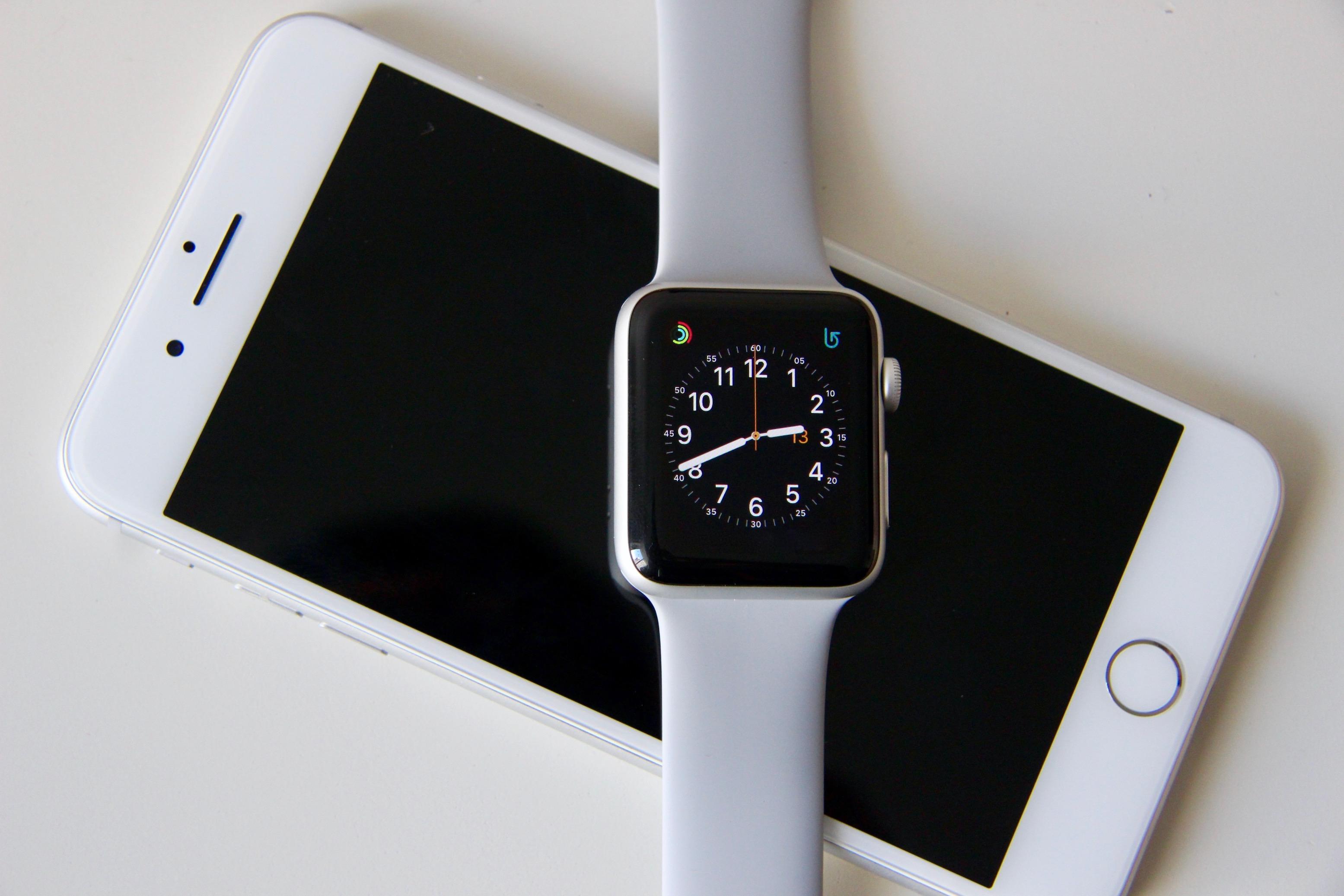 timeless design 4cb50 4f1e8 Primeras impresiones con el iPhone 8 Plus y el Apple Watch Series 3