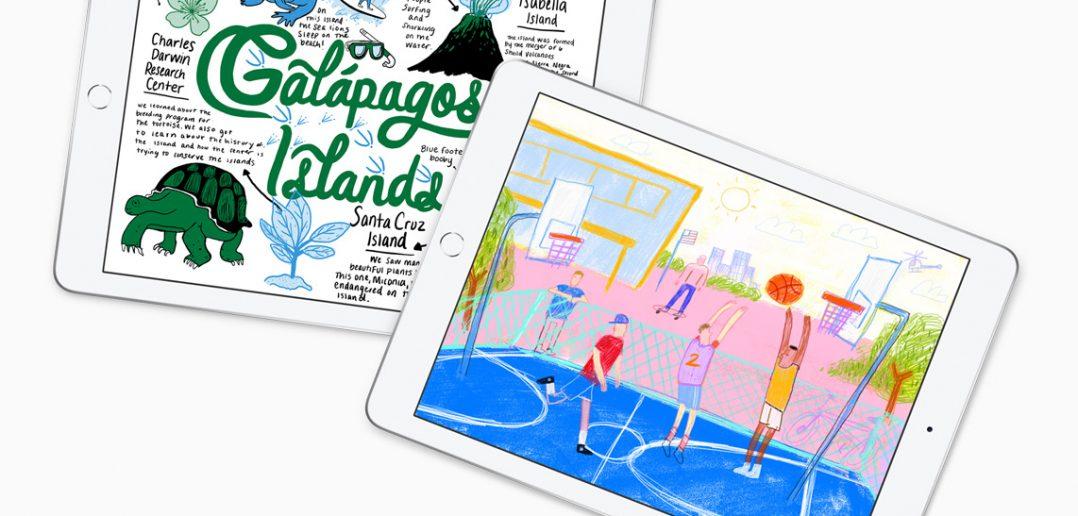 Everyone Can Create en el nuevo iPad de 9.7 pulgadas