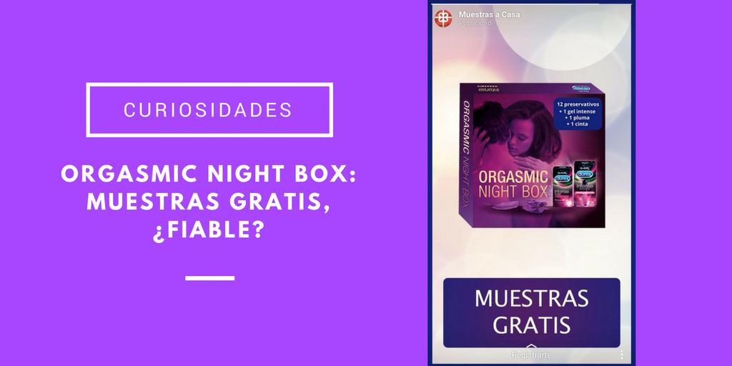 Orgasmic Night Box