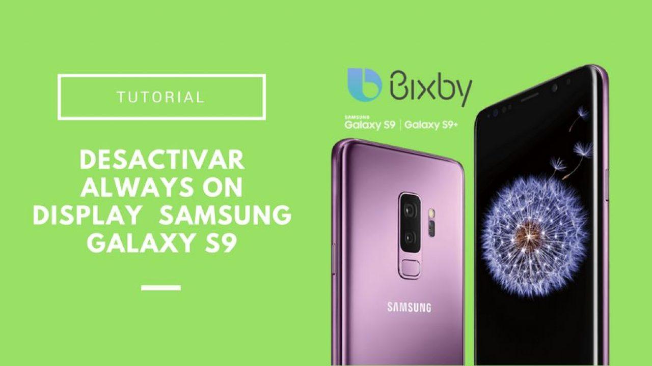 Descubre cómo activar Bixby en el Samsung Galaxy S9