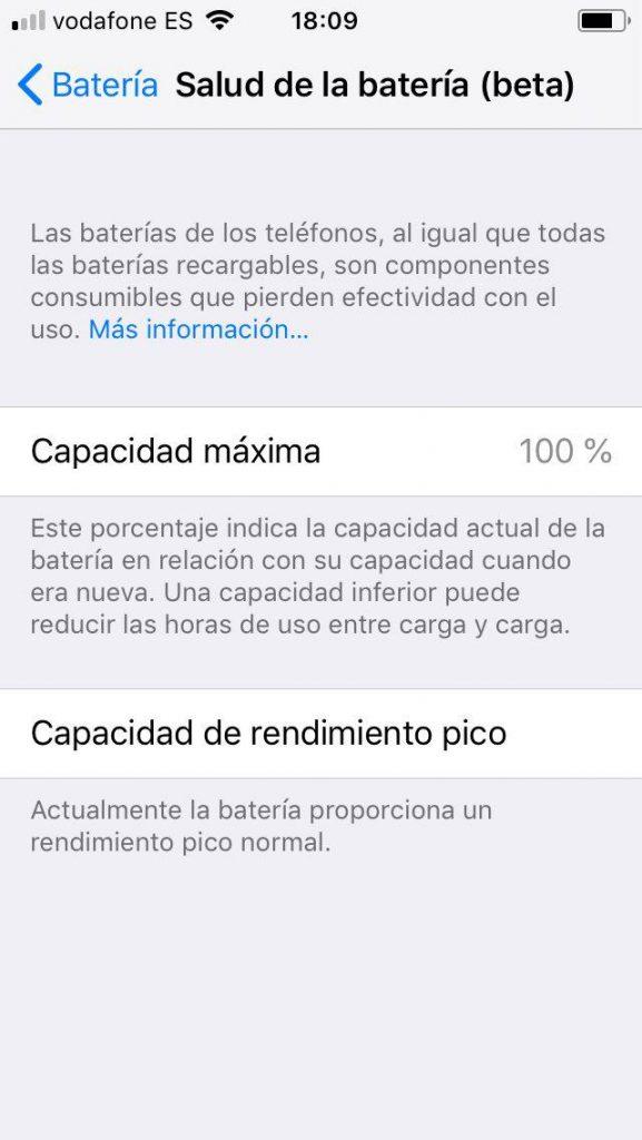 actualización iOS 11.3