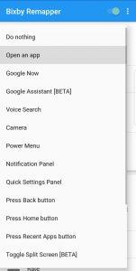 funciones botón bixby