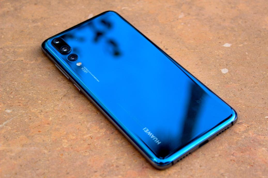 Huawei P20 Pro Trasera