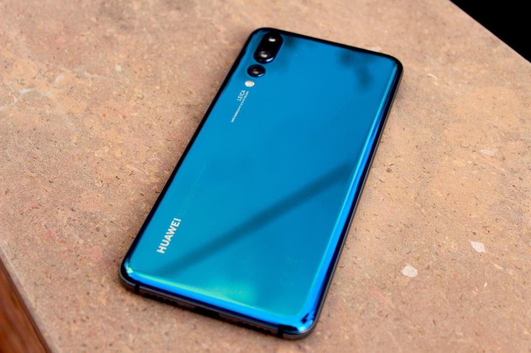 Huawei P20 Pro Diseño